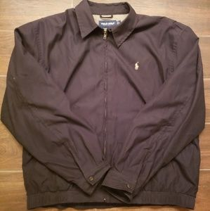 Ralph Lauren Polo Golf Jacket Large Blue